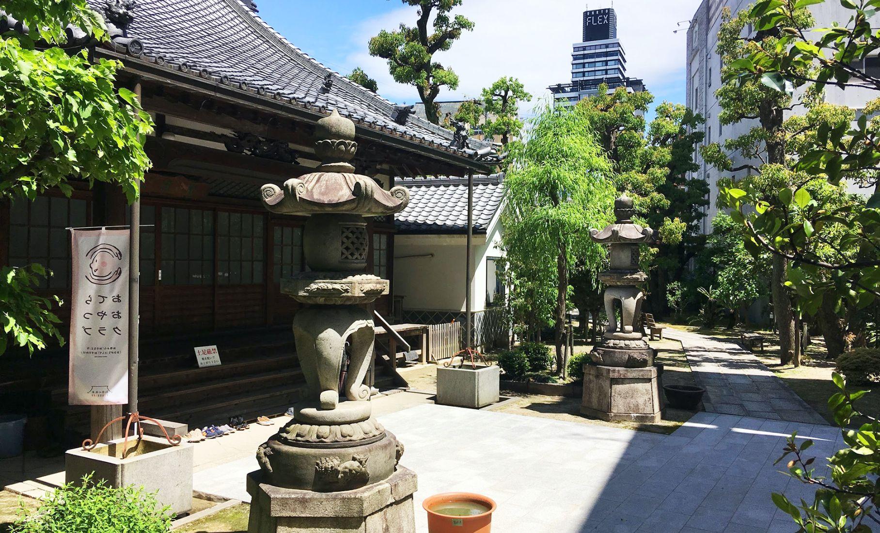 久遠寺のご案内
