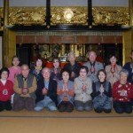 2012『マイ念珠を作ろう』集合写真