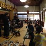 10/14 街のお寺の音楽会『安穏』開始
