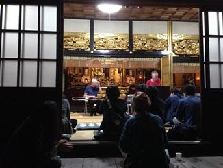 10/14 街のお寺の音楽会『安穏』ゲスト演奏