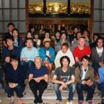 街のお寺の音楽会『安穏』集合写真