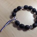蓮の実で製作≪腕輪念珠≫